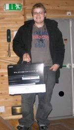 PS3 contest