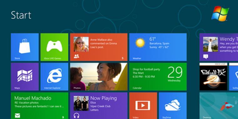 Slik lager du Windows 8-apper