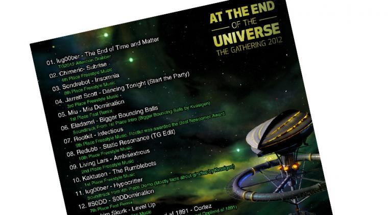 Music disc released