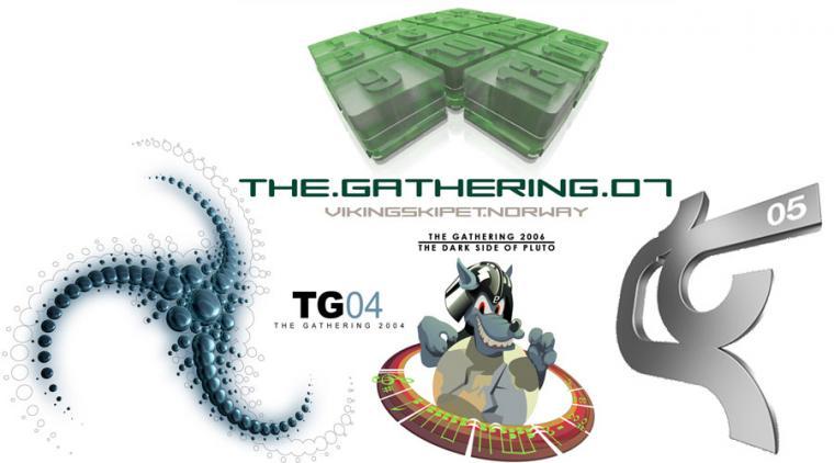 Kreativitet på The Gathering 2004-2007