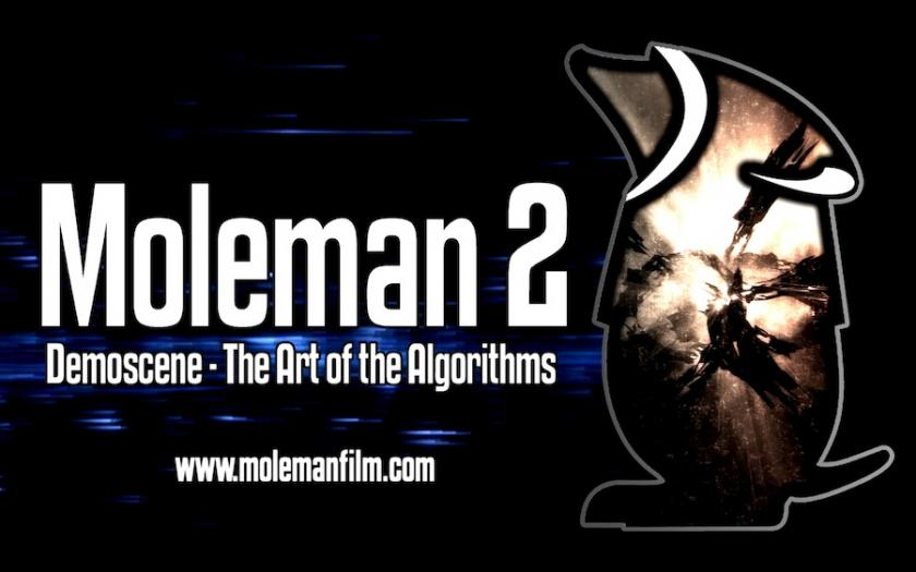 Moleman 2 - The Art of the Algorithms
