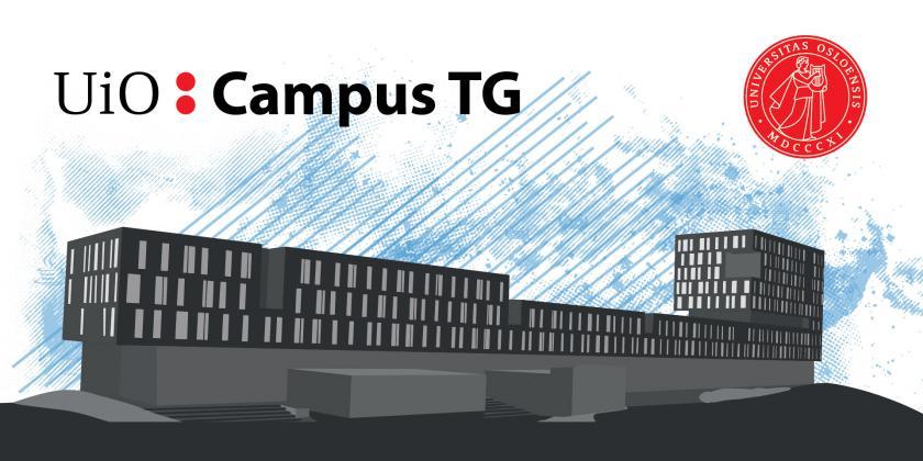 Møt Universitetet i Oslo på fredag og lørdag!